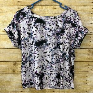 EUC CYNTHIA TOWLEY Top Medium